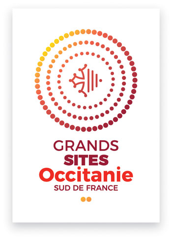 logo Grands Sites Occitanie