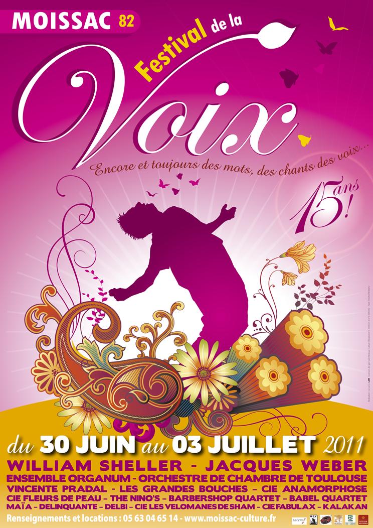 Festival de la Voix 2011