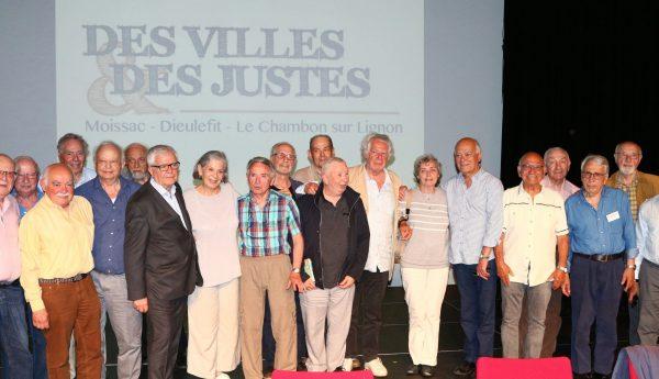 Colloque Moissac Des Villes et des Justes final samedi 28 mai