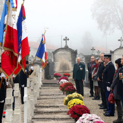 01.Commemoration 11novembre_ carre_militaire