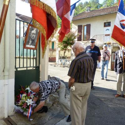 1. place Wladislas Nowak_Commémoration 69e anniversaire liberation de Moissac (1)