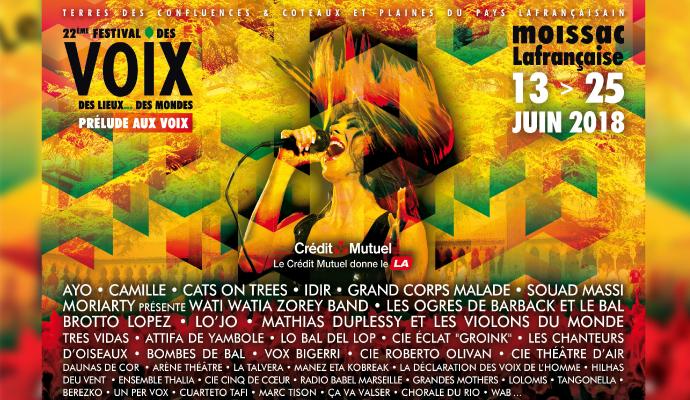 Festival Des Voix