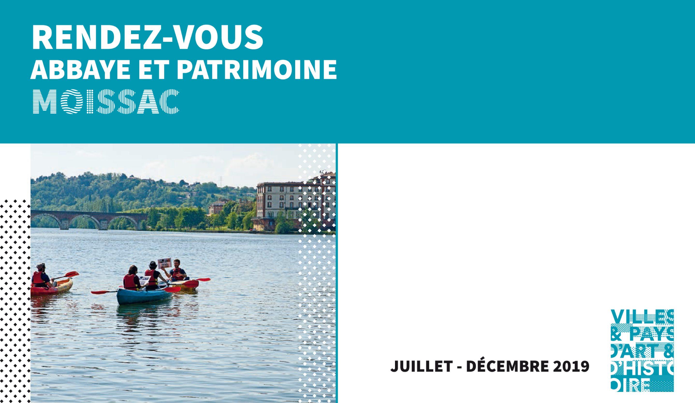 Programme patrimoine 2019