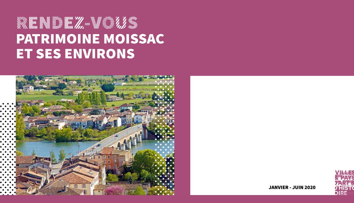 Programme patrimoine 2020