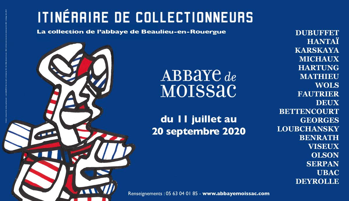 Exposition Itinéraire de Collectionneurs